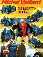 Michel Vaillant # 54 - Die Bugatti-Affäre