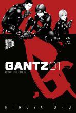 Gantz - Perfekt Edition Bd. 01 (von 12)