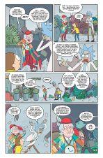 Rick and Morty # 01
