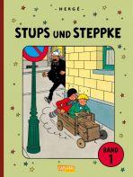 Stups und Steppke - Band 1 und 2 im Schuber
