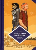 Comic-Bibliothek des Wissens: Israel und Palästina