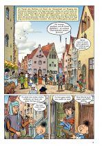 Mosaik # 514 - Heringsfässer und Brokat