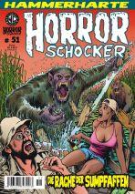 Horrorschocker # 51 - Die Rache der Sumpfaffen