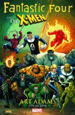 Fantastic Four und die X-Men - Die Art Adams Collection SC