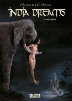 India Dreams # 01 (von 2, Erster Zyklus, Album)
