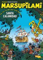 Marsupilami (Carlsen) # 13 - Santa Calamidad