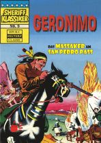Sheriff Klassiker # 09 - Geronimo: Das Massaker am San Pedro Pass