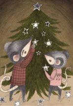 Weihnachtsfeier, Die (illustriertes Buch)