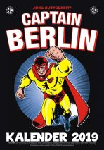 Captain Berlin Wandkalender 2019
