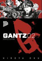 Gantz - Perfekt Edition Bd. 02 (von 12)