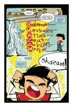 Mein erster Comic: Shazam!