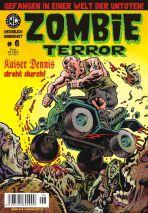 Weissblech Sonderheft 06 - Zombie Terror