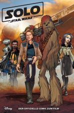 Star Wars Junior Graphic Novel: Solo - A Star Wars Story