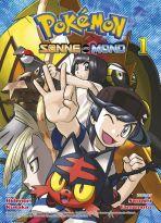 Pokémon: Sonne und Mond Bd. 01