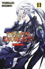 Twin Star Exorcists: Onmyoji Bd. 11