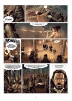 Ritter von Heliopolis, Die # 01 (von 4)
