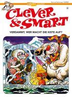 Clever & Smart # 08 - Verdammt, wer macht die Kiste auf?
