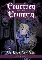 Courtney Crumrin # 01