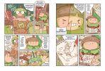 Björn Eichenwicht und der immergrüne Wald