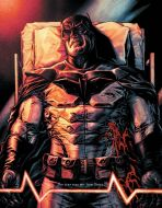 Batman: Damned # 01 (von 3) HC Variant