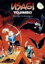 Usagi Yojimbo # 05 - Blutige Schwingen
