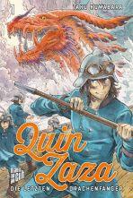 Quin Zaza - Die letzten Drachenfänger Bd. 01