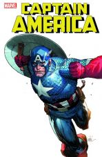 Captain America (Serie ab 2019) # 01 - Neuanfang - Variant-Cover A