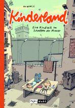 Kinderland - Eine Kindheit im Schatten der Mauer (Tb)