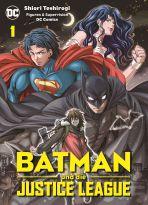 Batman und die Justice League (Manga) Bd. 01 (von 4)