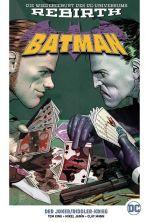 Batman Paperback (Serie ab 2017, Rebirth) 04 HC - Der Joker/Riddler-Krieg