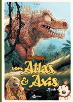 Saga von Atlas und Axis, Die # 04 (von 4)