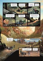Schiffbrüchigen von Ythaq, Die # 15 (von 18)