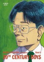 20th Century Boys: Ultimative Edition Bd. 04