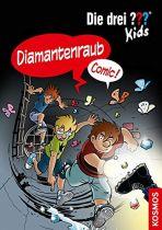 Drei ??? Kids, Die (Comic) - Diamantenraub