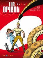 Luc Orient # 01 - Die Feuerdrachen