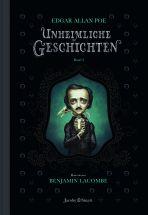 Lacombe: Unheimliche Geschichten (Illustriertes Buch) # 02