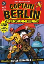 Captain Berlin Supersammelband # 01 (2. Auflage)