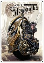 Lady Mechanika # 05