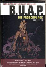 Geschichten aus dem Hellboy-Universum: B.U.A.P. - Die Froschplage # 01 (von 4)