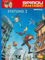 Spirou + Fantasio Spezial # 27 - Stiftung Z