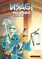 Usagi Yojimbo # 13 - Graue Schatten