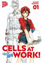 Cells at Work Bd. 01
