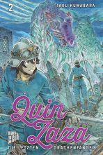 Quin Zaza - Die letzten Drachenfänger Bd. 02