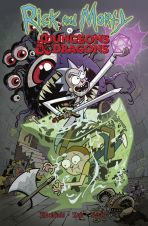 Rick and Morty vs. Dungeons & Dragons # 01