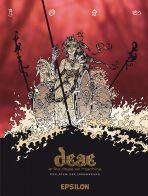 Deae - Eriks Deae Ex Machina # 01 - 05 (von 5) mit Schuber + 1 Exlibris