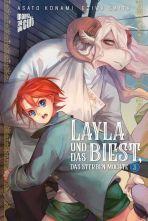Layla und das Biest, das Sterben möchte Bd. 03