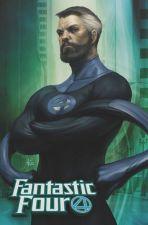 Fantastic Four (Serie ab 2019) # 01 - Die Rückkehr - Variant-Cover Mr. Fantastic