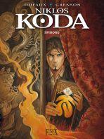 Niklos Koda # 14 (von 15) - Der Spiborg