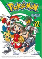 Pokémon - Die ersten Abenteuer Bd. 22 - Rubin und Saphir