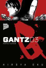 Gantz - Perfekt Edition Bd. 03 (von 12)